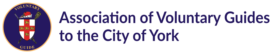 The Association of Voluntary Guides to the City of York